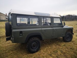 Defender 1992 200tdi Station Wagon
