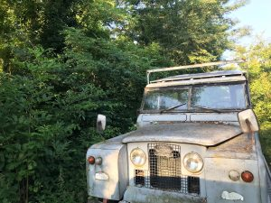 Land Rover Series 2a 88 1968 Petrol